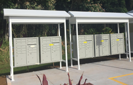 Mail Shelters and Enclosures